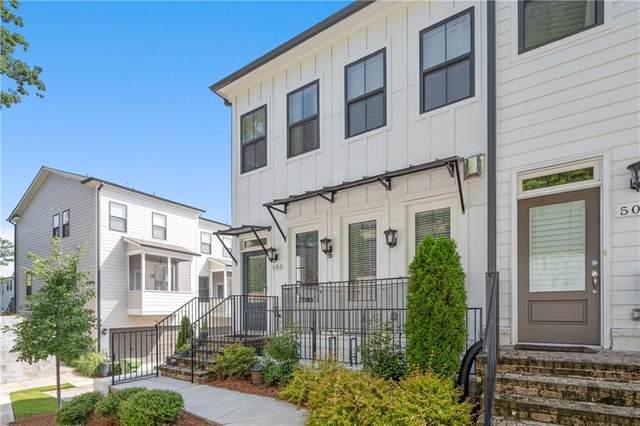 503 Morningtide Way NE, Atlanta, GA 30324 (MLS #6922391) :: Charlie Ballard Real Estate