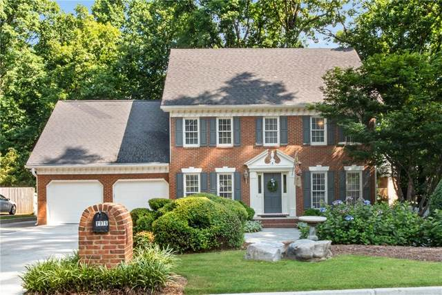 2976 Four Oaks Drive, Dunwoody, GA 30360 (MLS #6922404) :: North Atlanta Home Team