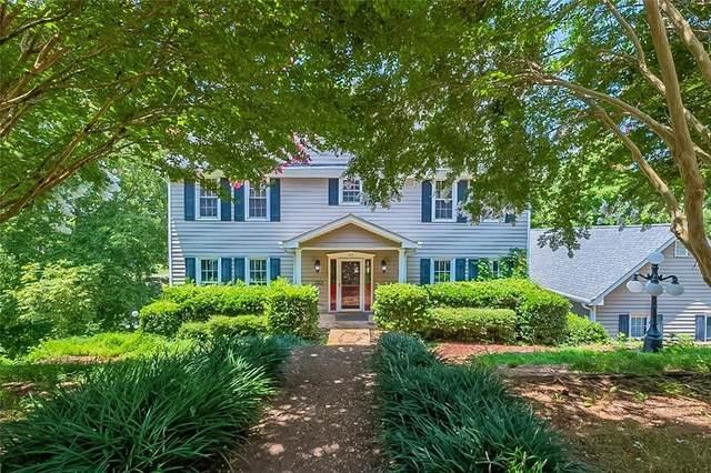 53 Rocky Circle NE, White, GA 30184 (MLS #6922407) :: Charlie Ballard Real Estate