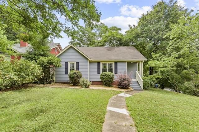 606 Glenwood Place SE, Atlanta, GA 30316 (MLS #6922423) :: Charlie Ballard Real Estate