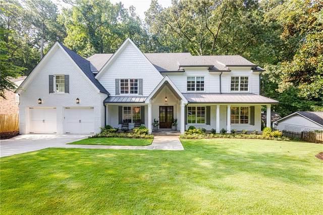 350 Valley Green Drive NE, Atlanta, GA 30342 (MLS #6922425) :: Charlie Ballard Real Estate