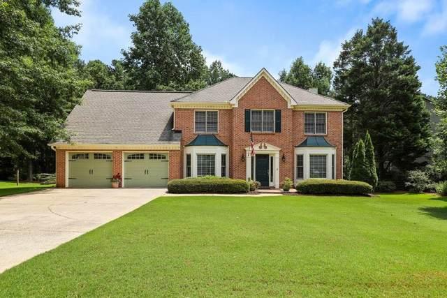 5703 Fairwood Drive NW, Acworth, GA 30101 (MLS #6922426) :: North Atlanta Home Team