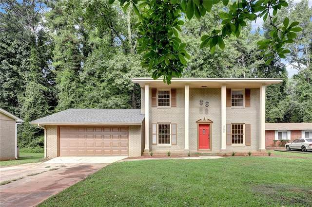 2205 Green Forrest Drive, Decatur, GA 30032 (MLS #6922432) :: The Zac Team @ RE/MAX Metro Atlanta