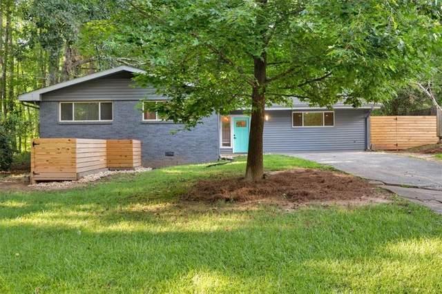 435 Brenda Lane, Fayetteville, GA 30214 (MLS #6922455) :: North Atlanta Home Team