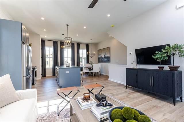 132 Pacer Place #21, Atlanta, GA 30342 (MLS #6922457) :: Tonda Booker Real Estate Sales