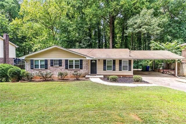 4374 Glenda Way, Doraville, GA 30360 (MLS #6922459) :: North Atlanta Home Team