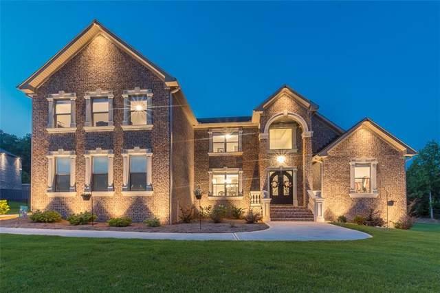 2544 Pattington Way NE, Conyers, GA 30013 (MLS #6922475) :: North Atlanta Home Team
