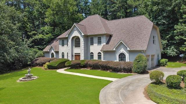 4299 Oakvale Lane NW, Kennesaw, GA 30152 (MLS #6922508) :: North Atlanta Home Team