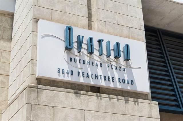 3040 Peachtree Road NW #804, Atlanta, GA 30305 (MLS #6922528) :: North Atlanta Home Team