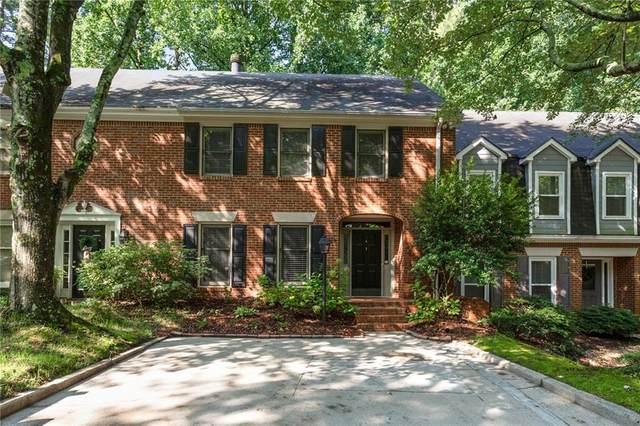 1365 E Rock Springs Road NE, Atlanta, GA 30306 (MLS #6922543) :: North Atlanta Home Team