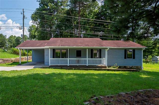 1457 Old Orange Mill Road, Canton, GA 30115 (MLS #6922549) :: North Atlanta Home Team