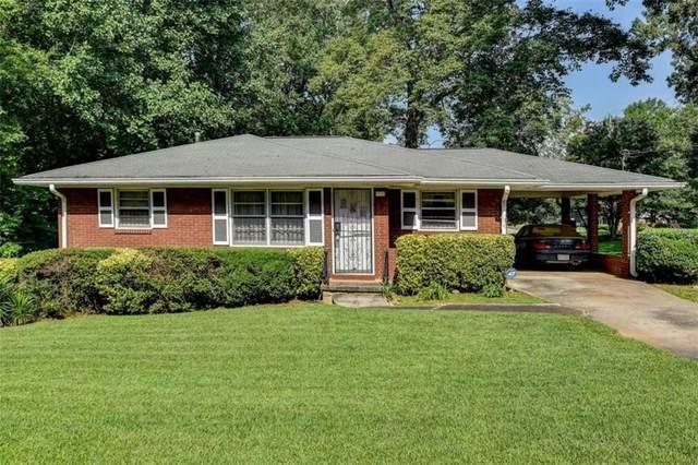 2665 SW County Line Road SW, Atlanta, GA 30331 (MLS #6922550) :: North Atlanta Home Team