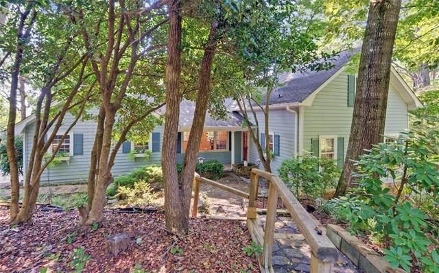 150 Westview Drive, Dahlonega, GA 30533 (MLS #6922553) :: Maria Sims Group