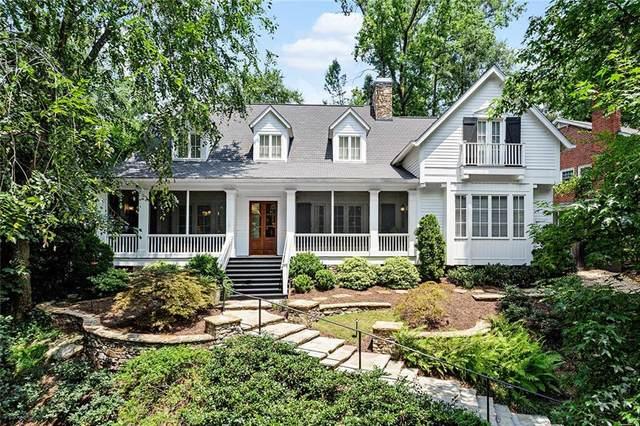 400 Beverly Road NE, Atlanta, GA 30309 (MLS #6922555) :: North Atlanta Home Team