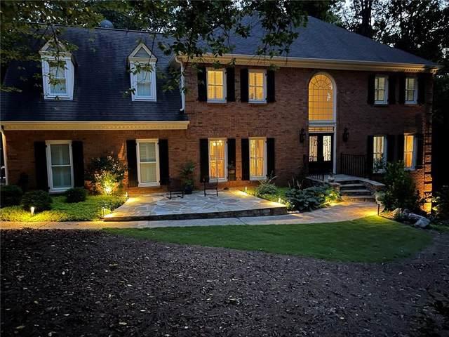 4482 Park Place Terrace, Marietta, GA 30066 (MLS #6922579) :: North Atlanta Home Team