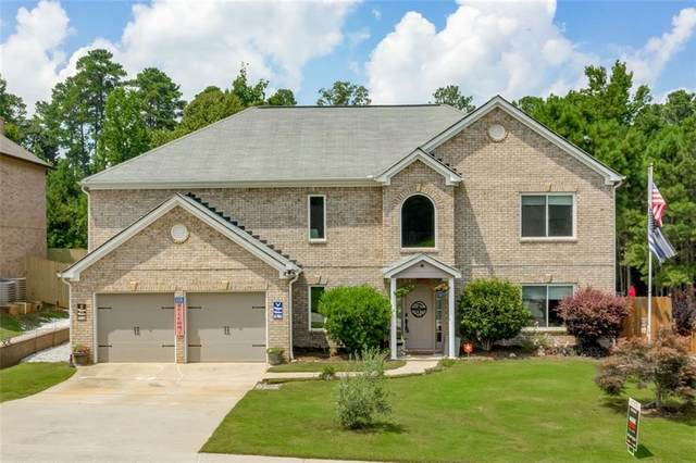 2510 Ash Rose Drive, Jonesboro, GA 30236 (MLS #6922588) :: The Hinsons - Mike Hinson & Harriet Hinson