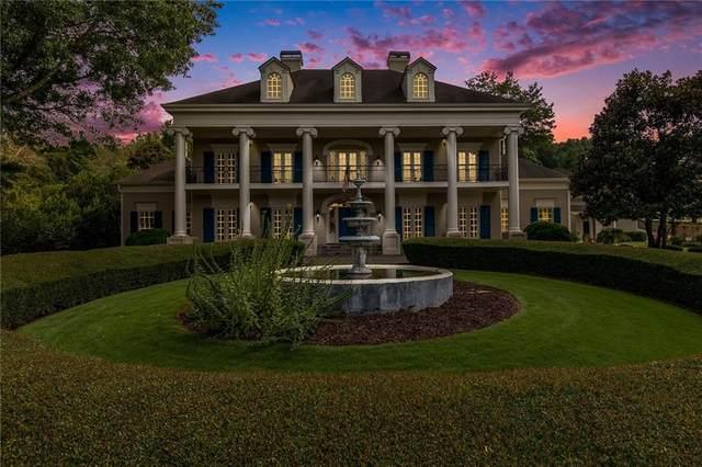 555 Dorris Road, Milton, GA 30004 (MLS #6922613) :: North Atlanta Home Team