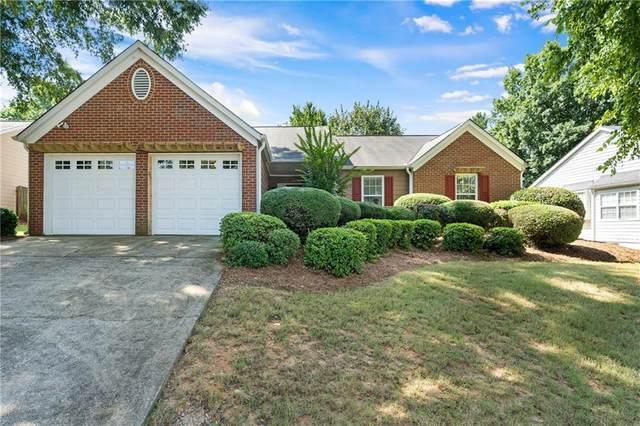 3587 Plum Creek Trail NW, Kennesaw, GA 30152 (MLS #6922614) :: North Atlanta Home Team