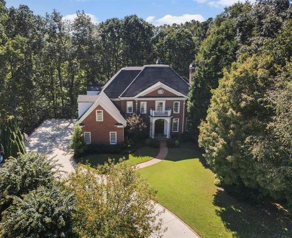 468 Gramercy Drive NE, Marietta, GA 30068 (MLS #6922623) :: North Atlanta Home Team