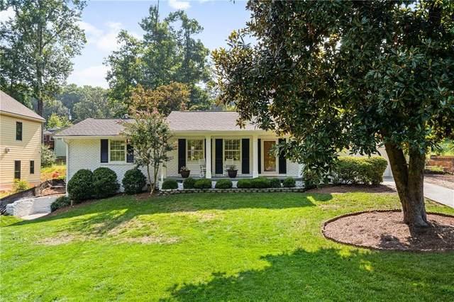 3643 Fortingale Road, Chamblee, GA 30341 (MLS #6922667) :: North Atlanta Home Team