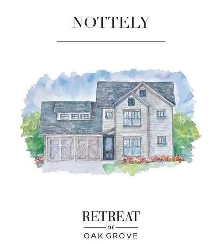 126 Oakdale Woods Lane, Acworth, GA 30102 (MLS #6922683) :: Morgan Reed Realty