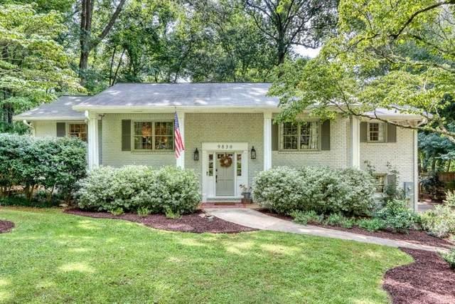 9830 La View Circle, Roswell, GA 30075 (MLS #6922699) :: North Atlanta Home Team
