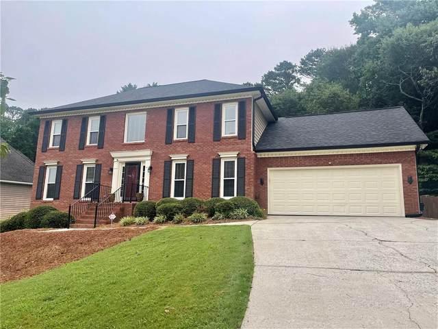 12 Oakwood Hills Drive, Suwanee, GA 30024 (MLS #6922706) :: RE/MAX Prestige