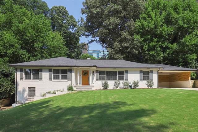 3286 Ferncliff Place NE, Atlanta, GA 30324 (MLS #6922730) :: Thomas Ramon Realty
