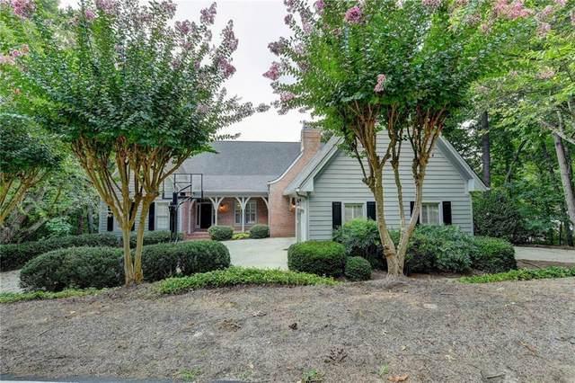 878 Lakeshore Drive, Berkeley Lake, GA 30096 (MLS #6922743) :: Atlanta Communities Real Estate Brokerage