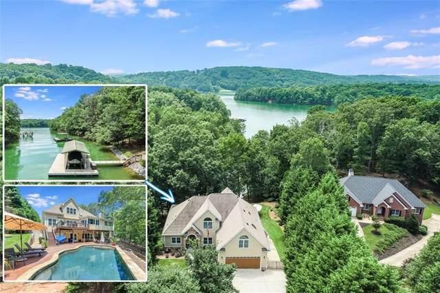6089 Rockingham Way, Gainesville, GA 30506 (MLS #6922751) :: RE/MAX Paramount Properties