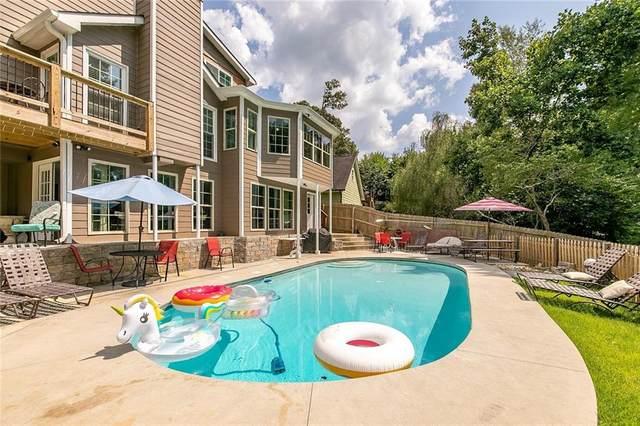 3721 Hickory Ridge Court, Marietta, GA 30066 (MLS #6922754) :: North Atlanta Home Team
