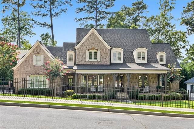 3868 Stratford Park Drive NE, Atlanta, GA 30342 (MLS #6922758) :: Rock River Realty