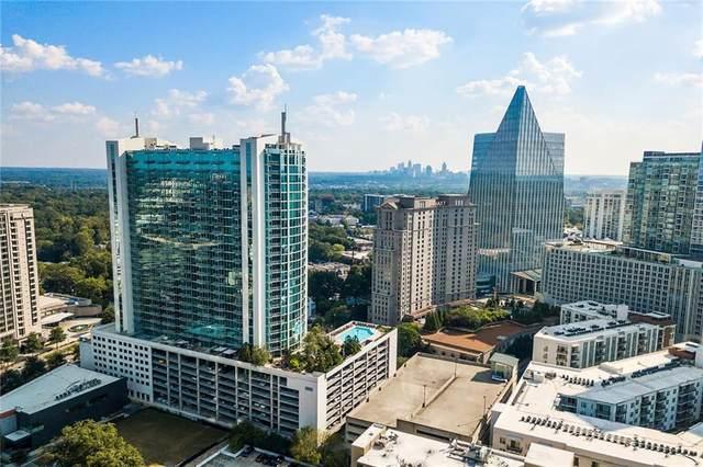 3324 Peachtree Road #2608, Atlanta, GA 30326 (MLS #6922759) :: North Atlanta Home Team