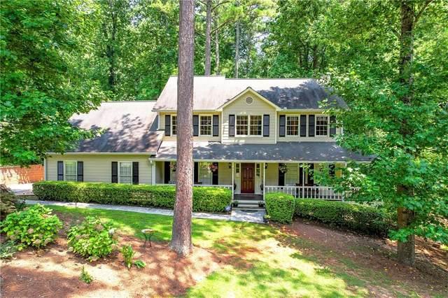 2234 Hill Creek Way, Marietta, GA 30062 (MLS #6922762) :: North Atlanta Home Team