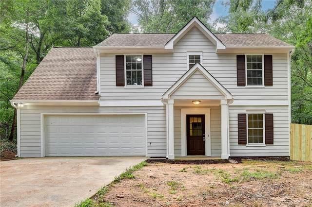 2215 Warren Drive, Austell, GA 30106 (MLS #6922774) :: North Atlanta Home Team