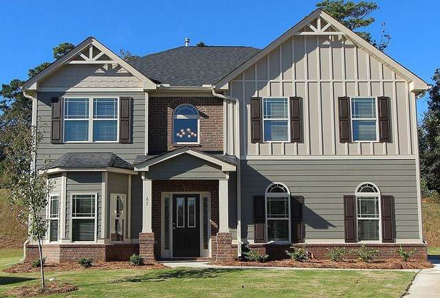 285 Silver Ridge Road, Covington, GA 30016 (MLS #6922777) :: North Atlanta Home Team