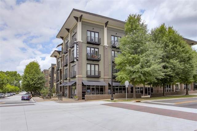 5300 Peachtree Road #1604, Chamblee, GA 30341 (MLS #6922782) :: North Atlanta Home Team