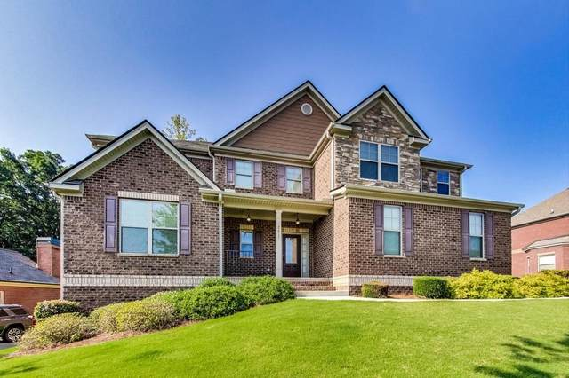 2617 Britt Trail Drive, Lawrenceville, GA 30045 (MLS #6922806) :: North Atlanta Home Team