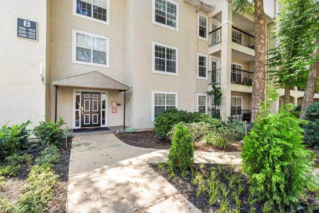3655 Habersham Road NE B347, Atlanta, GA 30305 (MLS #6922807) :: RE/MAX Paramount Properties