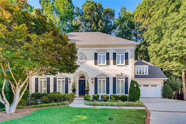 5480 Coburn Court, Dunwoody, GA 30338 (MLS #6922813) :: North Atlanta Home Team