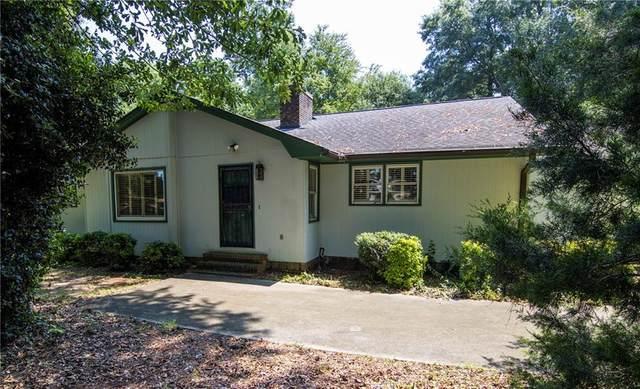 750 Oakland Ridge, Monroe, GA 30655 (MLS #6922822) :: The Hinsons - Mike Hinson & Harriet Hinson