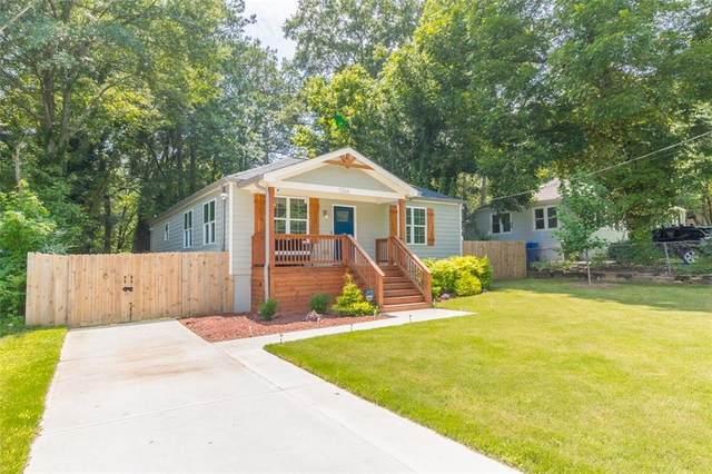 1266 Almont Drive SW, Atlanta, GA 30310 (MLS #6922842) :: Charlie Ballard Real Estate