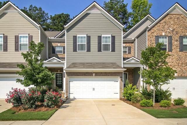 6233 Thorncrest Drive #8, Tucker, GA 30084 (MLS #6922860) :: North Atlanta Home Team