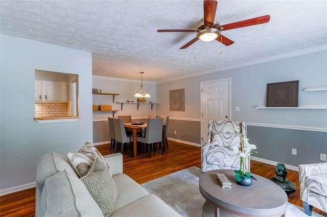 725 Dalrymple 2 A, Sandy Springs, GA 30328 (MLS #6922861) :: Tonda Booker Real Estate Sales
