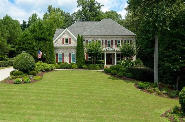 1011 Windsor Green Drive, Canton, GA 30115 (MLS #6922863) :: North Atlanta Home Team