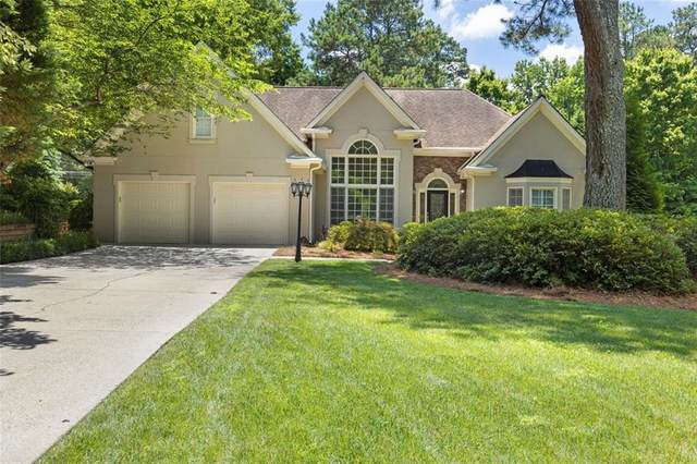 300 Whitley Park Drive, Sandy Springs, GA 30350 (MLS #6922883) :: North Atlanta Home Team