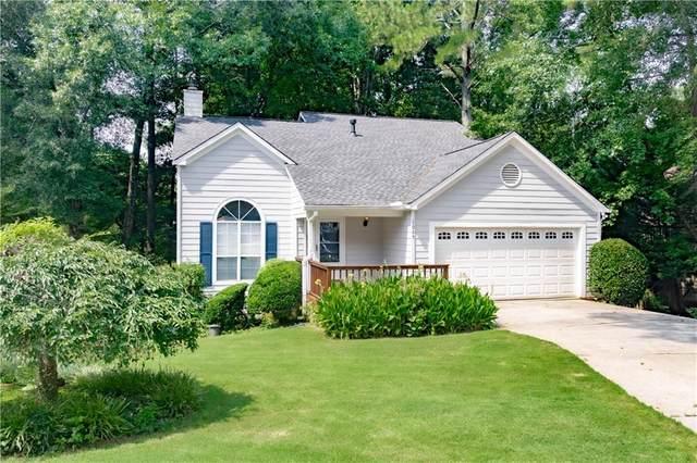 1025 Taylor Oaks Drive, Roswell, GA 30076 (MLS #6922884) :: Rock River Realty
