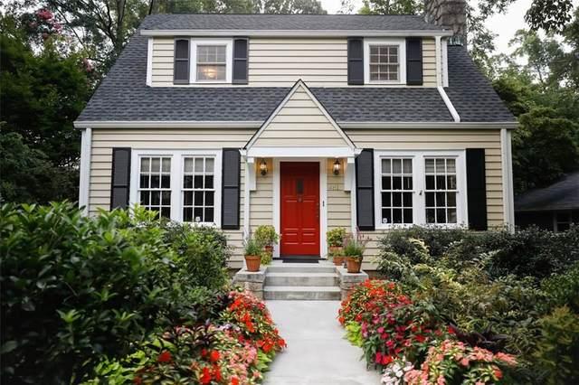 461 Nelson Ferry Road, Decatur, GA 30030 (MLS #6922890) :: North Atlanta Home Team