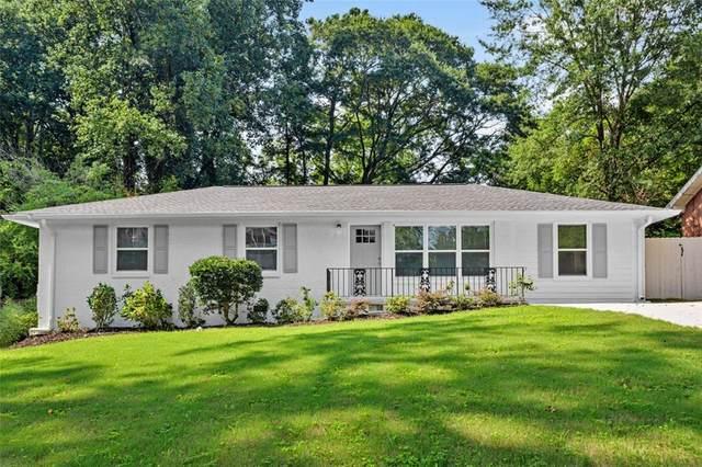 2710 Dresden Drive, Chamblee, GA 30341 (MLS #6922895) :: North Atlanta Home Team