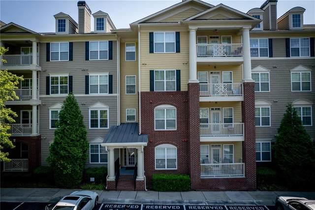3150 Woodwalk Drive #3106, Atlanta, GA 30339 (MLS #6922898) :: North Atlanta Home Team
